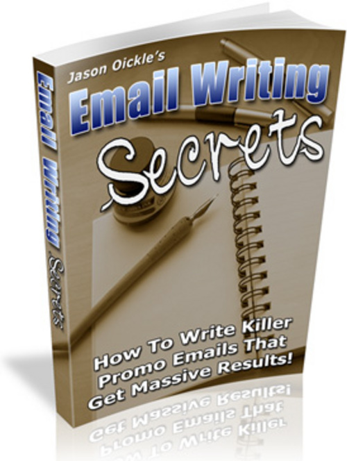 Product picture Email Writing Secrets