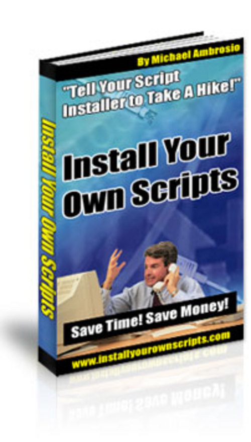 Product picture Install Your Own Script