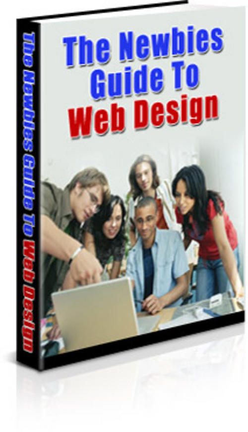 Product picture Newbies Guide For Web Design