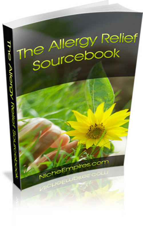 Product picture The Allergy Relief Sourcebook